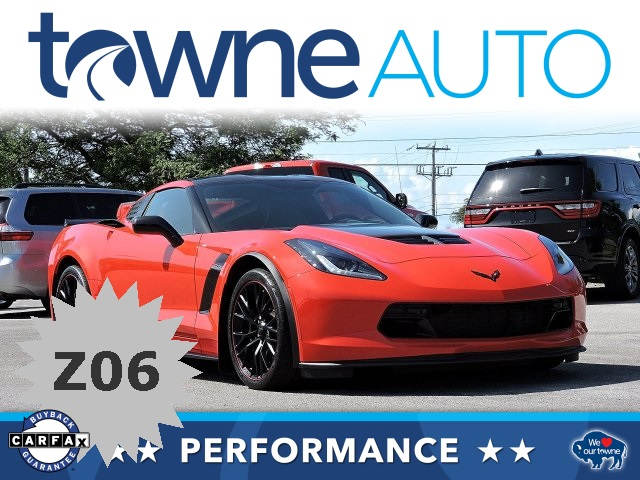 Pre-Owned 2018 Chevrolet Corvette Z06