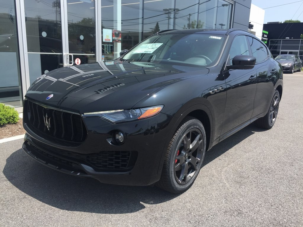 New 2019 Maserati Levante Base With Navigation & AWD